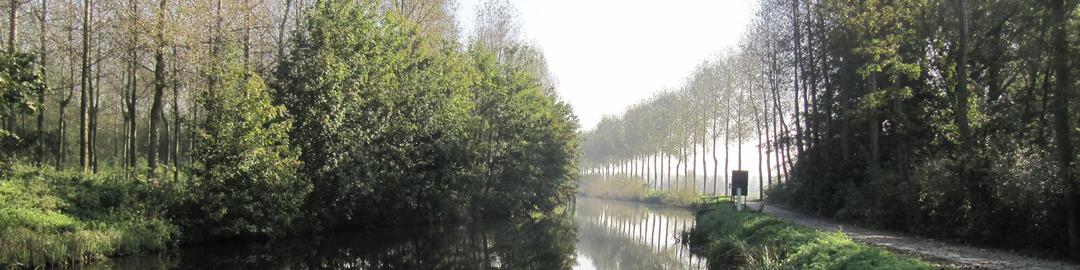 banner N-VA Wachtebeke